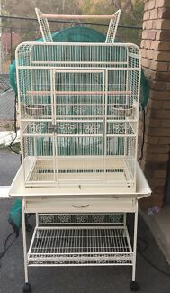 BRAND NEW Pretty Big Cage $250 flatpkd; cream or black; eftpos avail