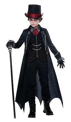 Boy Vampire Costume (Deluxe Dracula Vampire Boy Child)