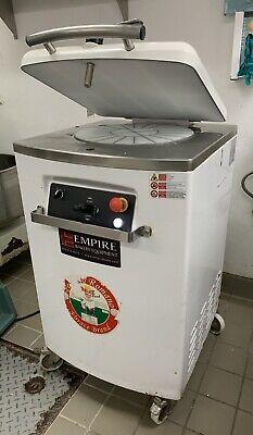 Empire Semi-automatic Round Dough Divider