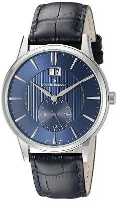 Claude Bernard By Edox Sophisticated Classics Men's Watch 64005.3.BUIN Swiss