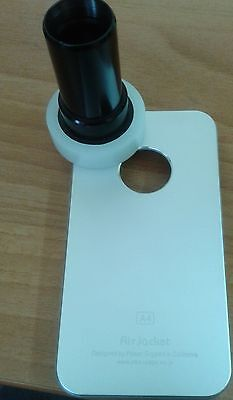 New Attchment Dia 23.4mm Eyepiece For Iphone4 4g To Mount In 2steps Slit Lamp