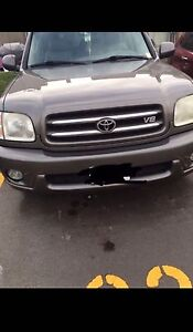 2004 Toyota Sequoia Limited Edition (AWD, Used SUV)