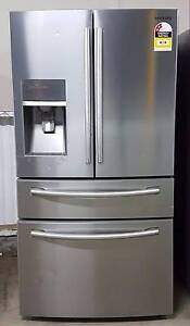 Samsung 890L French Door Refrigerator SRF890SWLS Thomastown Whittlesea Area Preview