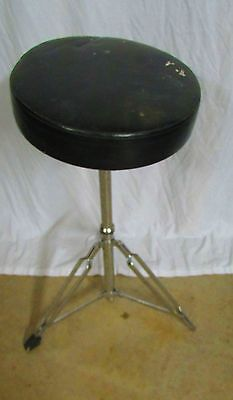 Vintage Drummers Seat By Pecussion Plus