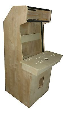 2 Player Upright Arcade DIY Kit