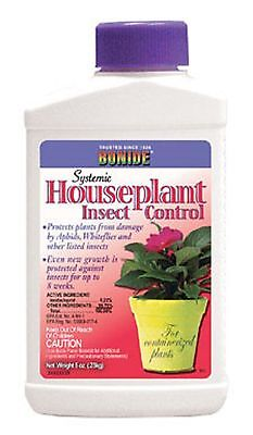 Bonide Systemic House Plant Insect Control Fungus Gnats Mealy Bugs Granules 8 Oz