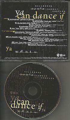 Mixes   Edits Promo Cd Madonna Wolfgang Press Seal Waterlilies Soul Coughing