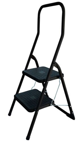 Superb Abru Wide 2 Step Lightweight Stepstool 2 29M Swh Ebay Lamtechconsult Wood Chair Design Ideas Lamtechconsultcom