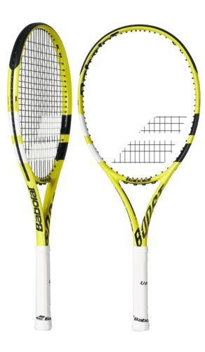*NEW* 2020 BABOLAT BOOST A TENNIS RACQUET (CHOOSE GRIP) STRUNG. FULL COVER