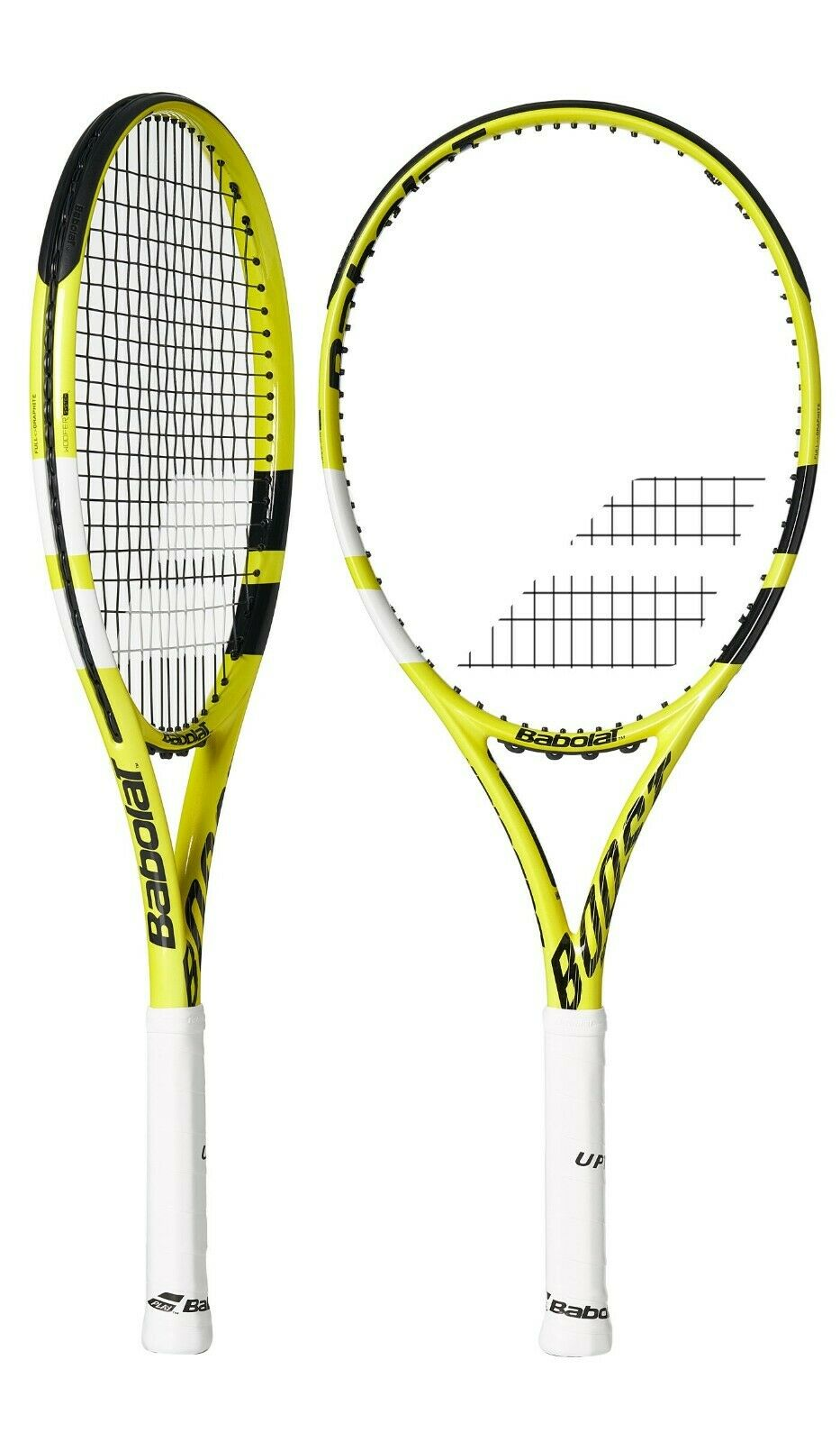 *NEW* 2020 BABOLAT BOOST A TENNIS RACQUET  STRUNG. FULL COVE