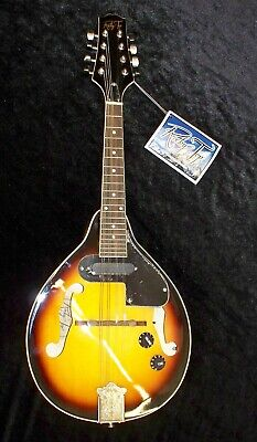 ROCKY TOP ACOUSTIC ELECTRIC MANDOLIN SUNBURST FREE SHIPPING