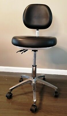 Premium Quality Dental Doctors Stool Adjustable Dentist Mobile Chair
