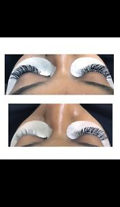 MOBILE Eyelash Extensions. $90 Classic, $130 Volume