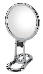 Specchio da bagno con ingrandimento 3x ottima lente ebay - Specchio con lente di ingrandimento ...