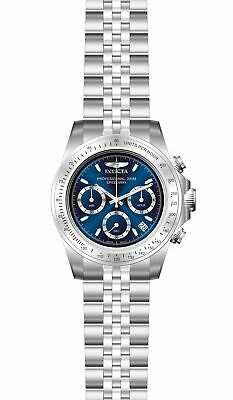 Invicta Men's 30990 Speedway Quartz Chronograph Blue Dial Watch