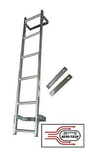 Ford Transit Rear Door Ladders