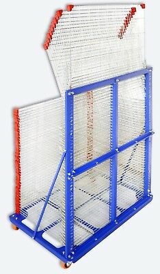Screen Printing Drying Equipment Screen Drying Rack Mobile Paint Drying Rack