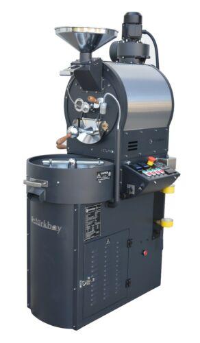 OZTURK 2.5 Kilo/6lb Commercial Coffee Roaster NEW Custom Built Machine