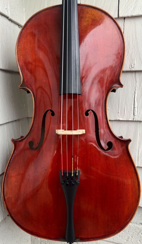 Jean-Pierre Lupot VC501 Cello (2021) & Eastman CC60 Case