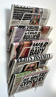 Newspaper Rack/Magazine Rack