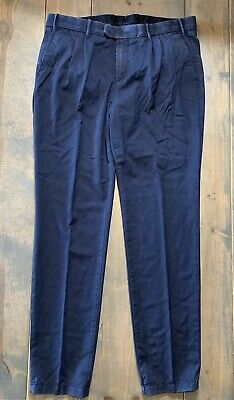 ELEVENTY Platinum Special Collection Milano Men's Wool Casual Pants Sz: 36