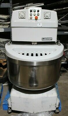 Used Lucks Model Sm160 Spiral Dough Mixer
