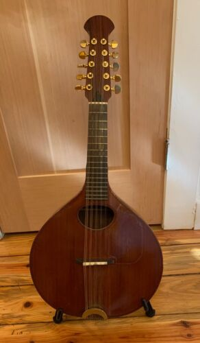 Stefan Sobell 10 Stringed Mandolin