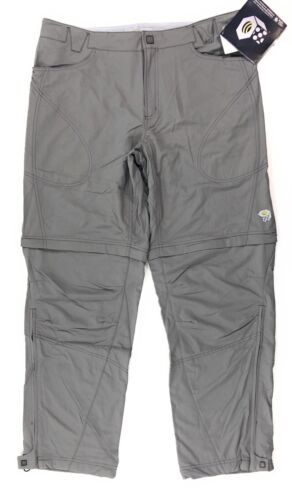 Mountain Hardwear Matterhorn Convertible Pants Mens XL Outdo