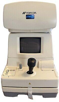 Topcon Kr-8000 Auto Kerato Refractometer. Optometry