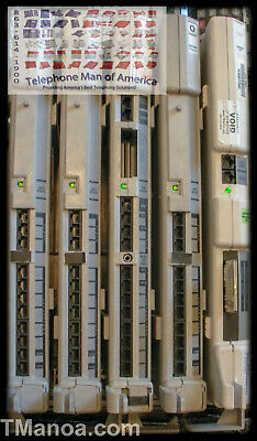 Avaya Partner Acs Business Phone System 12 Lines 32 Phones Mailboxes For All