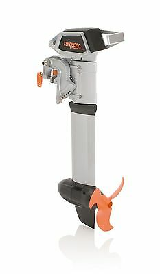 Torqeedo Cruise 2.0 Remote Long Electric Outboard Motor PLUS Bonus Features