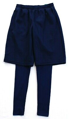Puma Peacoat Blue Evo Layered Tights Shorts with Attached Tights Men's NWT (Puma-peacoat)