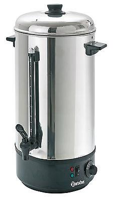 Bartscher Wasserkocher Boiler Glühweintopf 200054 10 Liter Edelstahl NEU