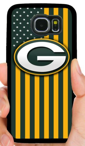GREEN BAY PACKERS PHONE CASE FOR SAMSUNG GALAXY NOTE & S A10 A20 Plus Edge model