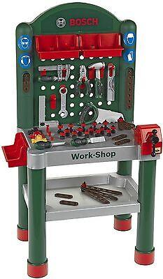 Theo Klein 8320 Bosch Work Shop große Werkbank 100 cm 75 tlg Zubehör NEU/OVP