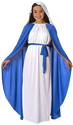 Mary Costume Girls 3-5 Year Nativity - Mary Nativity Play Costume