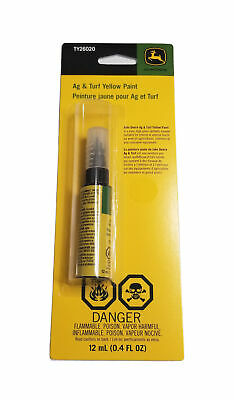 John Deere Original Equipment Yellow Touch-up Pen - Ty26020