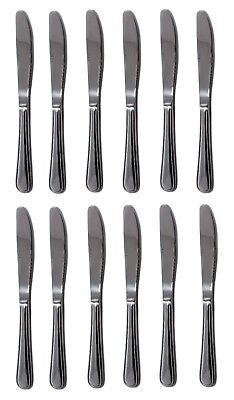 (12 Stainless Steel Balance Dinner Knives | Cutlery, Silverware, Kitchen)