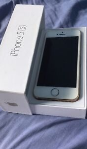 iPhone 5s édition gold 16gg