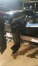 2007 Mercury SeaPro 25hp 2 Stroke Outboard motor Brisbane Region Preview