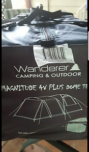 WANDERER 4VPLUS TENT Goodna Ipswich City Preview