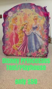 Disney Princesses Indoor  Pop-up tent / playhouse