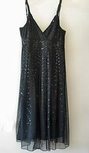 Black cocktail dress / evening gown - size 10 Runaway Bay Gold Coast North Preview