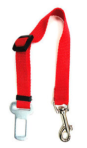 Auto-Car-Vehicle-Safety-Seat-belt-Lead-to-Harness-for-Cat-Dog-Pet-Seatbelt-Red