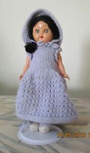 """VINTAGE MADE IN HONG KONG 8"""" STANDING DOLL DRESSED IN INDIAN Kambah Tuggeranong Preview"""