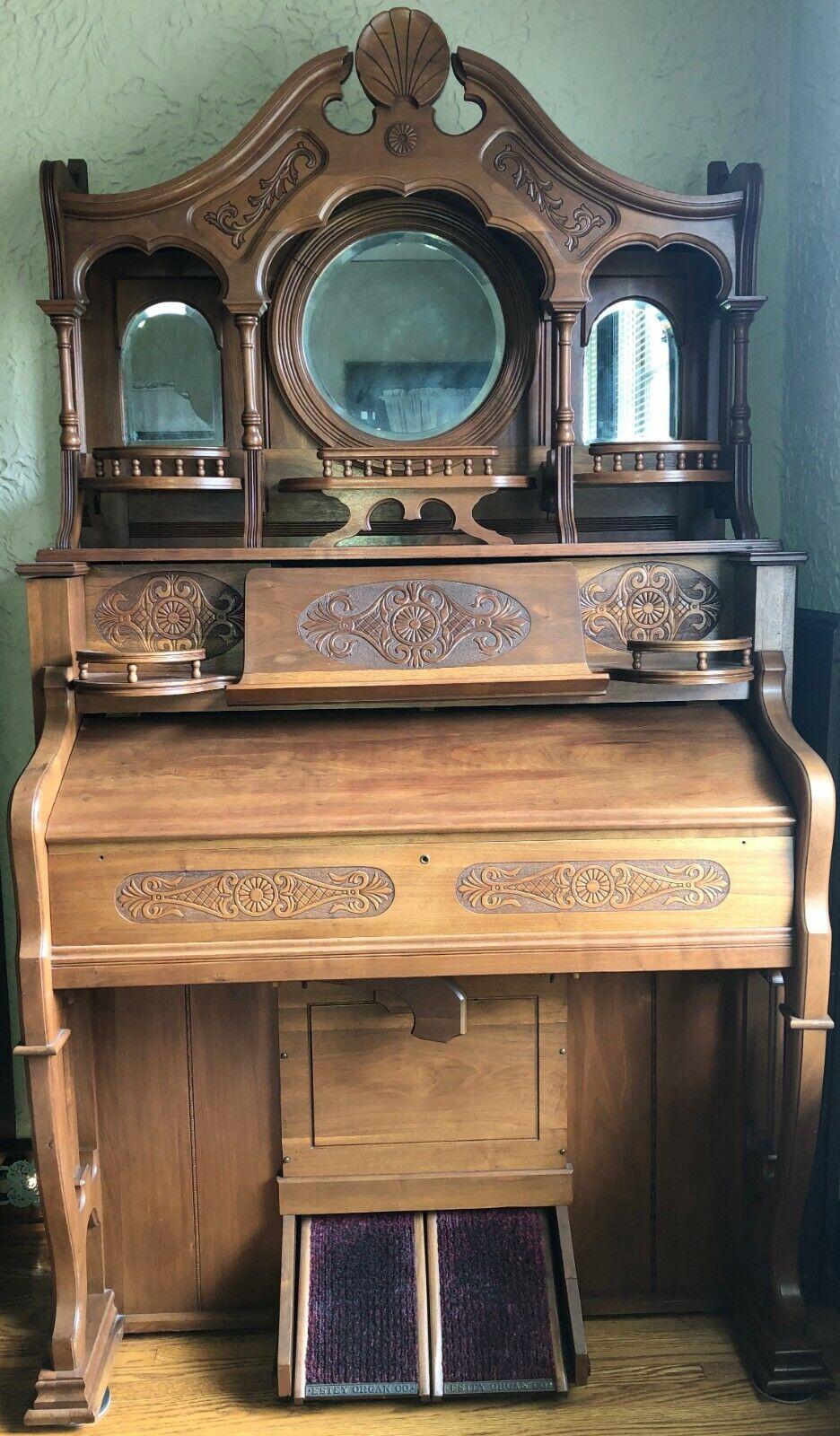 Antique Estey Organ Serial 414715 Approximate Yr. 1902 - $1,375.00