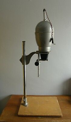 GNOME PHOTOGRAPHIC ENLARGER FOR CONVERSION TO LAMP,BASE , ETC SHOP,PROP,FREEPOST
