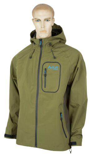 Aqua Products F12 Torrent Jacket NEW Carp Fishing Waterproof Jacket *All Sizes*