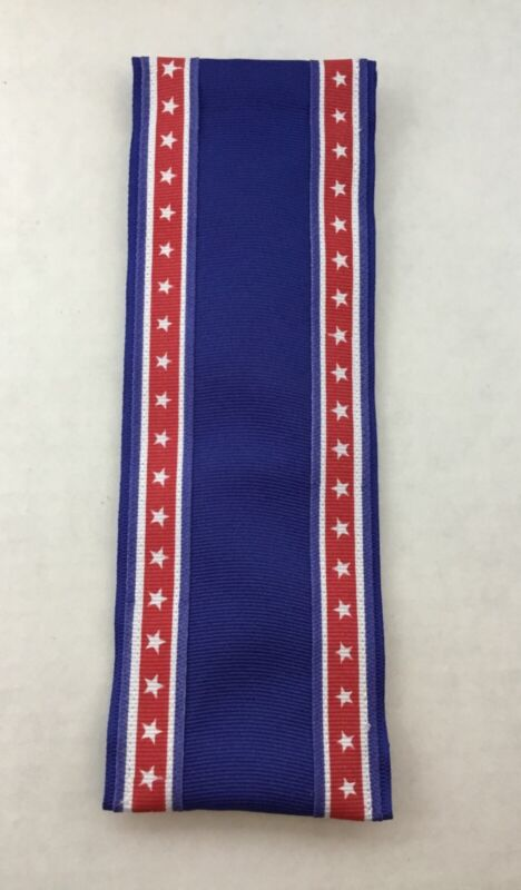 DAR Daughters of the American Revolution ribbon for right side pins