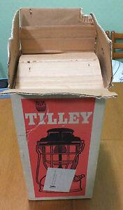 TILLEY LAMP X246B PARAFFIN PRESSURE KEROSENE OIL LAMP LANTERN